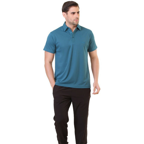 Silvertraq Men's Performance Polo Shirt
