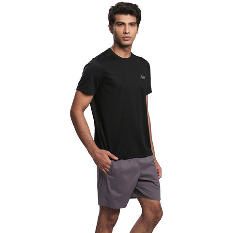 Silvertraq Loose Fit Men's Short-sleeve Stay Dry T-shirt