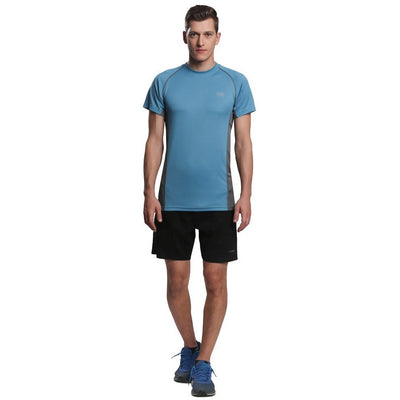 Silvertraq Fitted Body Mapping T-shirt