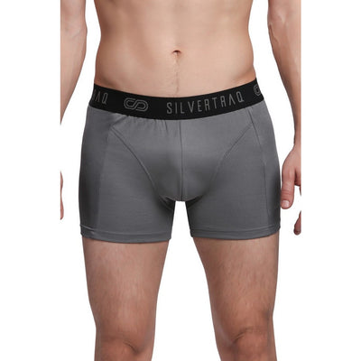 Silvertraq Body Mapping Athletic Boxer Shorts-Boxer Shorts-Silvertraq-Silvertraq