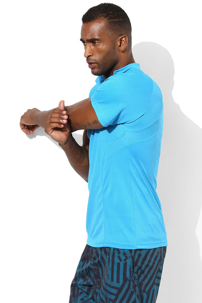 Men's Contour Training T-Shirt-T-Shirt-Silvertraq-Silvertraq