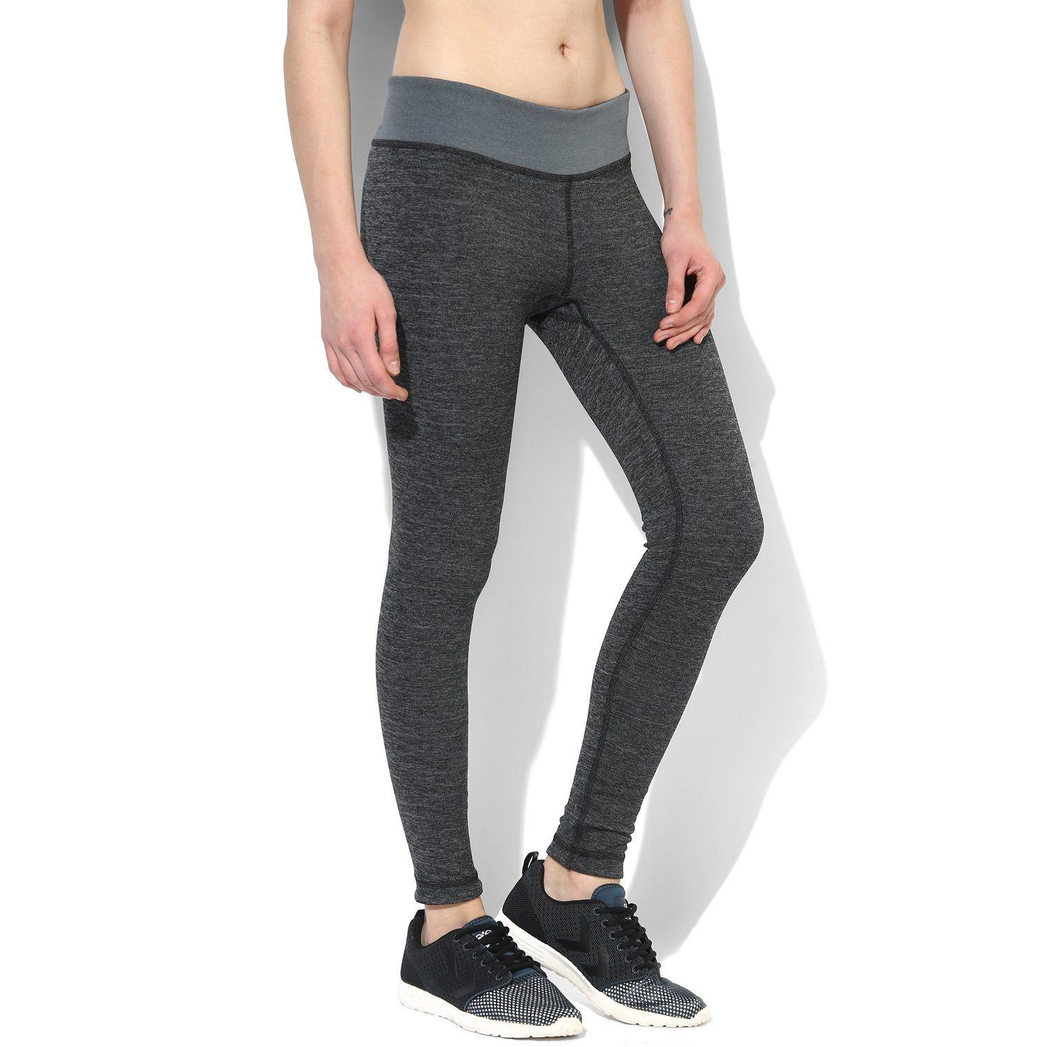 Silvertraq Melange Training Tights
