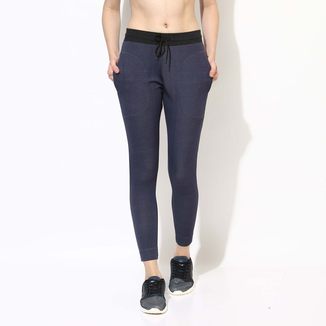 Silvertraq Active Denim Look Joggers