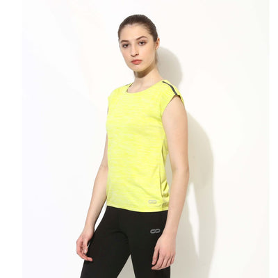 Silvertraq Women's Relax Fit T-Shirt Neon Yellow-T-Shirt-Silvertraq-Neon Yellow-XS-Silvertraq