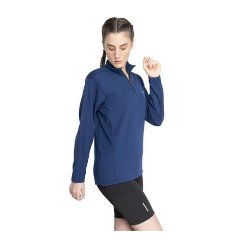 Silvertraq Women's Fitted Long Sleeve Roll Shirt-Roll Shirt-Silvertraq-Silvertraq