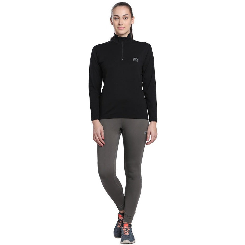 Silvertraq Women's Fitted Long Sleeve Roll Shirt