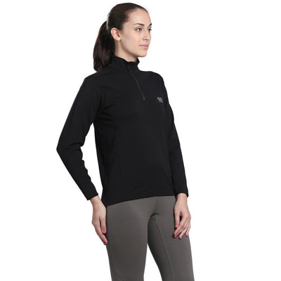 Women's Fitted Long Sleeve Roll Shirt