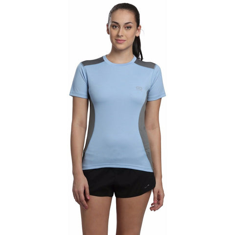 Silvertraq Women's Body Mapping T-shirt Short-sleeve