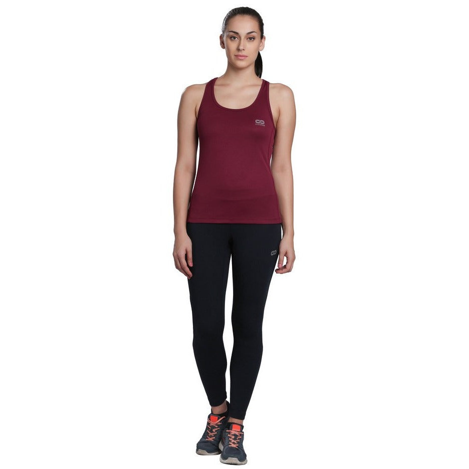 Silvertraq Fitted Sweat Wicking Singlet