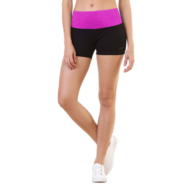 Silvertraq Workout Shorts Solid