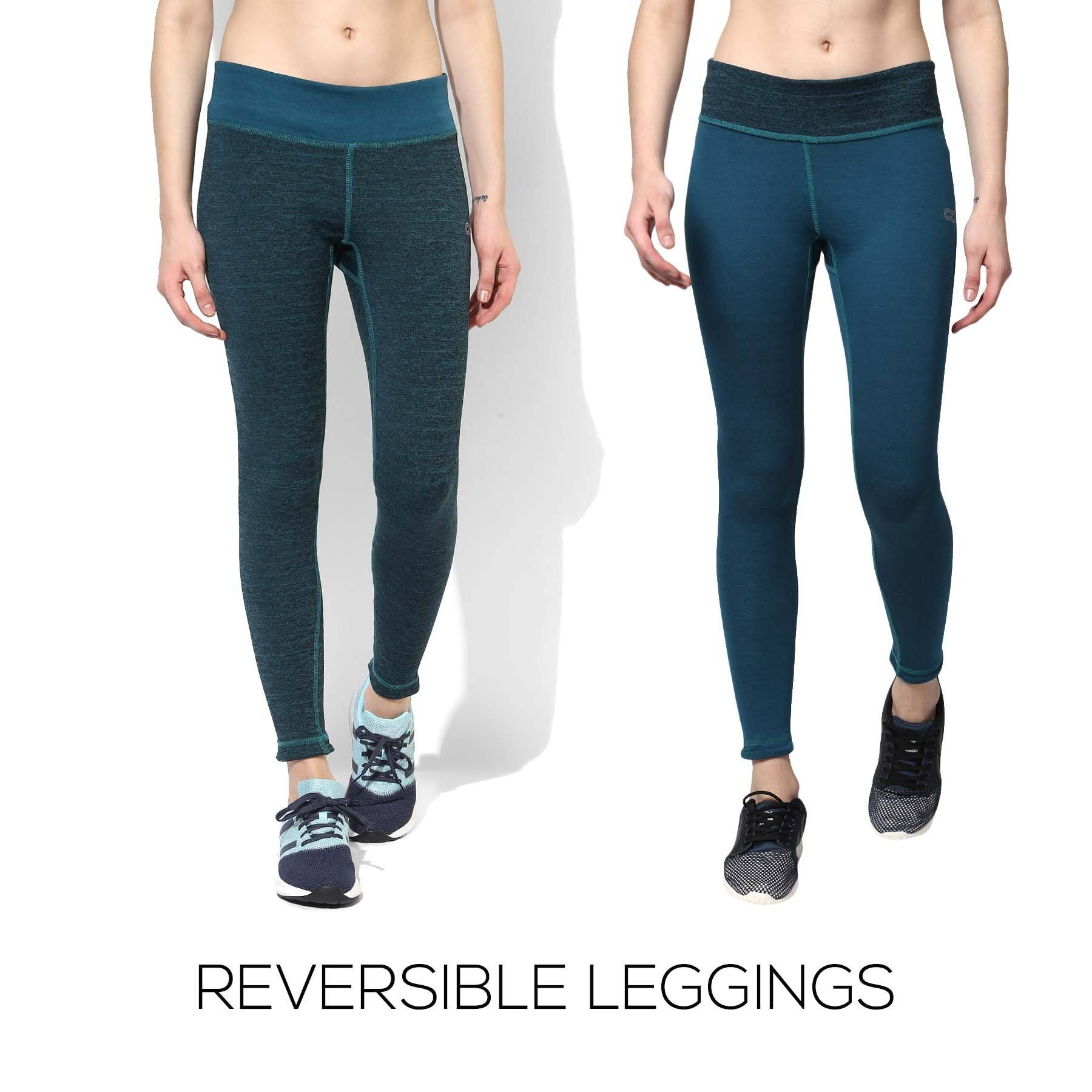 Silvertraq Reversible Leggings