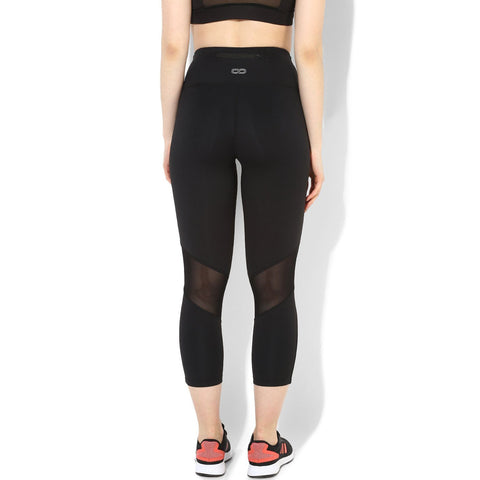 Ath Perform 7/8 High Waist Leggings Black-Leggings-Silvertraq-Silvertraq