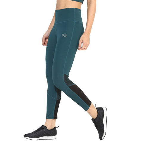 Ath Mesh Block Leggings