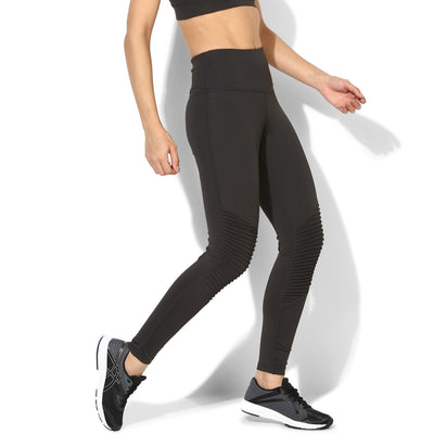 Moto Leggings Grey-Leggings-Silvertraq-Silvertraq