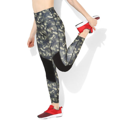 Moto Camo Leggings-Leggings-Silvertraq-Silvertraq