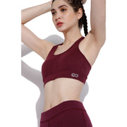 Flex Sports Bra Purple Potion-Sports Bra-Silvertraq-Silvertraq