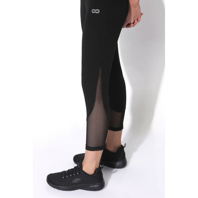 Cypress Leggings Black-Leggings-Silvertraq-Silvertraq