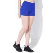 Flex Shorts Pop Blue-Shorts-Silvertraq-Silvertraq