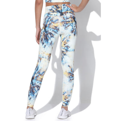Ath Track 7/8 Leggings Tie Dye-Leggings-Silvertraq-Silvertraq