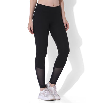 Silvertraq Mesh Training Leggings-Leggings-Silvertraq-Silvertraq