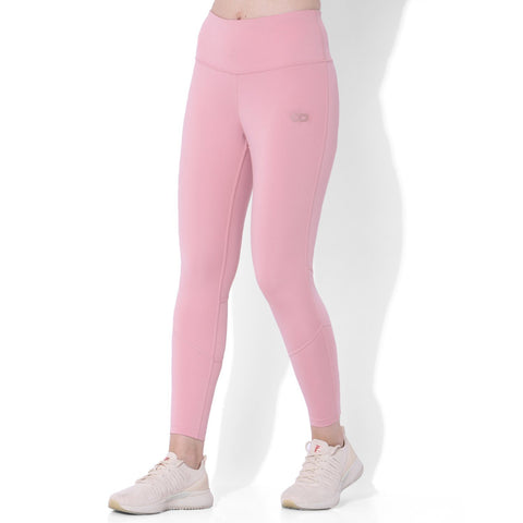 "Ath Perform 7/8 High Waist Leggings Light Pink-Sports Leggings HWC-Silvertraq-Light Pink-XS - 24 - 26""-Silvertraq"