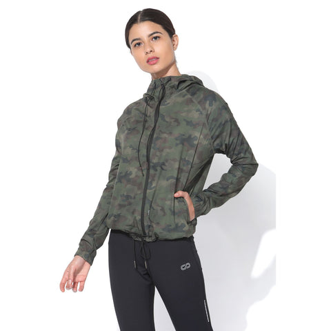 Perform Track Jacket Army Camo-Jacket-Silvertraq-Army Camo-S-Silvertraq