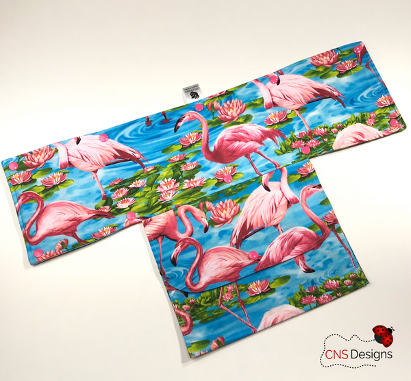 Flamingo Trolley Handle Cover