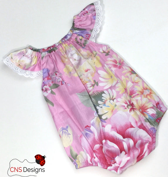 Emma Seaside Romper