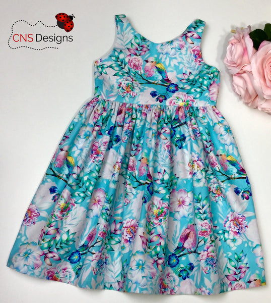 Sweet Tweet June Dress