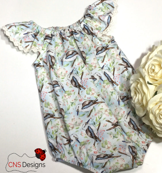 Kookaburra  Seaside  Romper