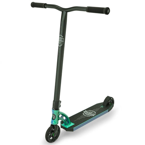 Neochrome Green MGP VX8 Stunt Scooter - Main View
