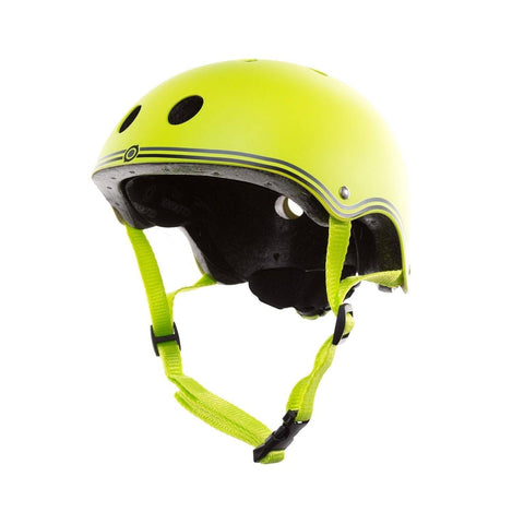Green Globber Helmet - Main View