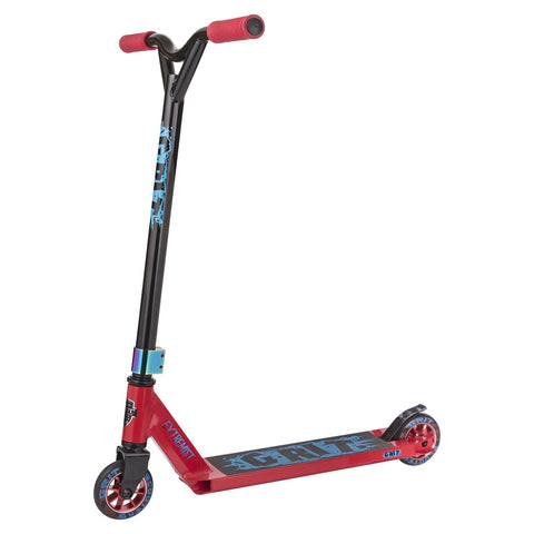 GRIT 2018 EXTREMIST COMPLETE SCOOTER - RED/BLACK