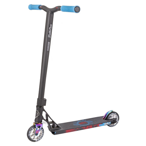 Grit 2018 Elite Stunt Scooter - Satin Black/Neochrome