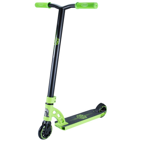 GREEN MGP STUNT SCOOTER - MAIN VIEW