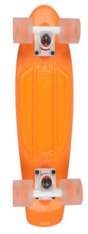 D-Street Polyprop Neon Flash Cruiser - Orange 23""