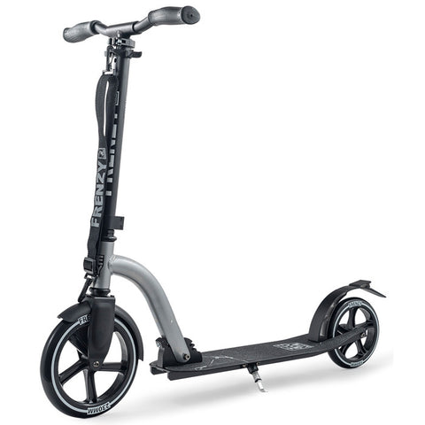 Frenzy-FR230-Silver-Commuter-Scooter