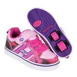 Pink Space Girls Two Wheel Heelys - Main View
