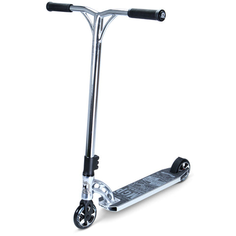 MGP VX6 Team LE Complete Stunt Scooter - Chrome