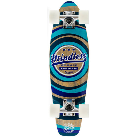 Mindless Stained Daily II Complete Cruiser - Blue