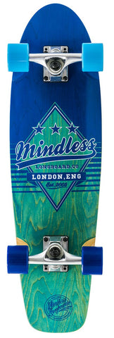 Mindless Daily Grande II Complete Cruiser - Blue / Blue