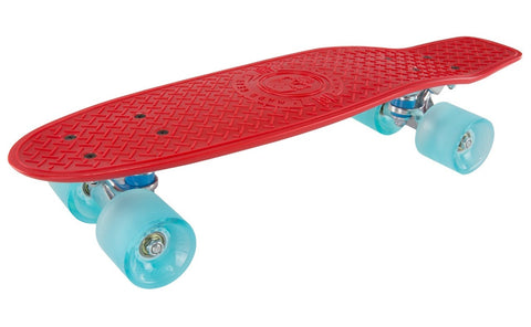 Madd Gear Pro Skins Retro Cruiser - Red / Blue
