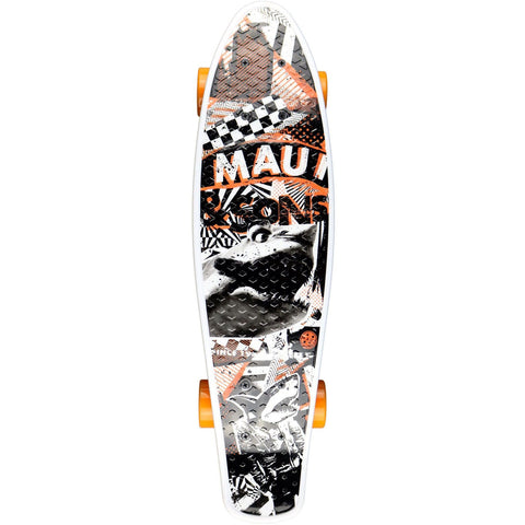 "Maui And Sons Confusion 24"" Complete Cruiser"