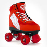 Rio Roller Pure Red/White Quad Roller Skates