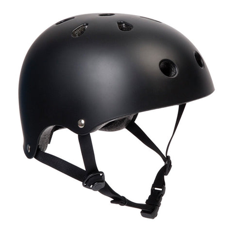 SFR Essentials Matt Black Adjustable Safety Helmet