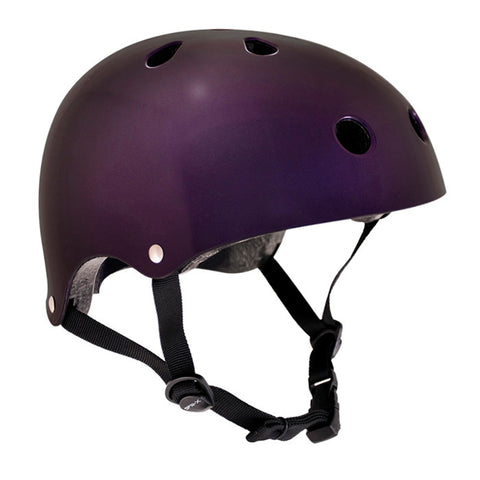 SFR Essentials Metallic Purple Adjustable Safety Helmet