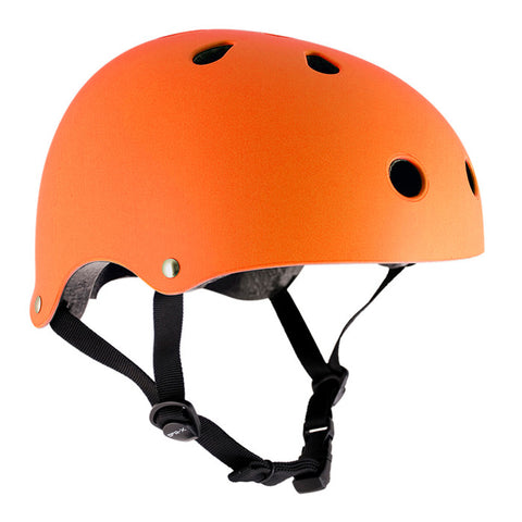 SFR Essentials Fluo Orange Adjustable Safety Helmet