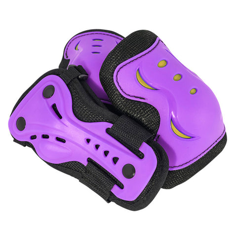 SFR Essentials Purple Kids Triple Pad Set