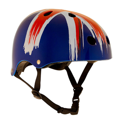 SFR Essentials Union Jack Adjustable Safety Helmet