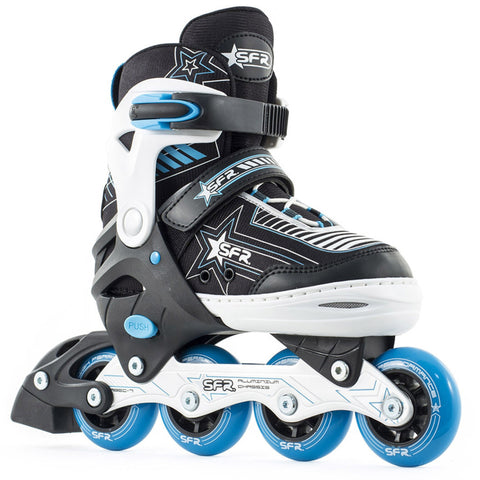 Blue Boys Adjustable Inline Skates - Main View